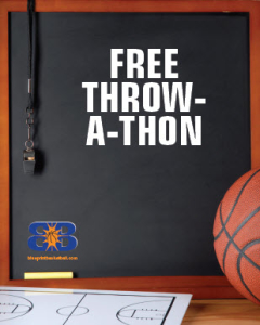 Free Throw a Thon Blueprint