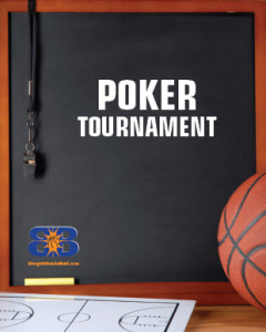 Blueprint Basketball Poker Tounrament