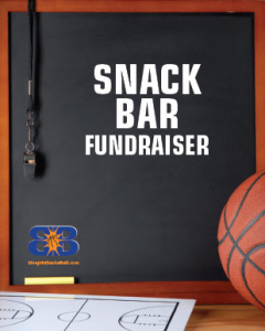 Snack Bar Fundraiser, Blueprint Basketball
